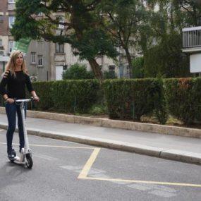 La trottinette électrique, un moyen alternatif pour se déplacer