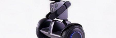 CES 2018 : découvrez Loomo, l'hoverboard robot de Segway Robotics