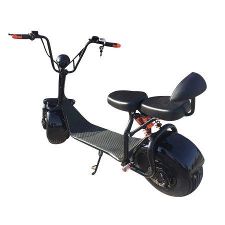 Trottinette électrique style chopper Sabway