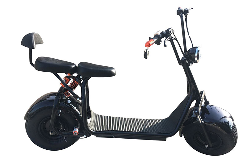 trottinette lectrique style chopper sabway trott 39 n 39 scoot have elec fun. Black Bedroom Furniture Sets. Home Design Ideas