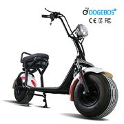 Scooter électrique style Harley Dogebos Ml-SC 13