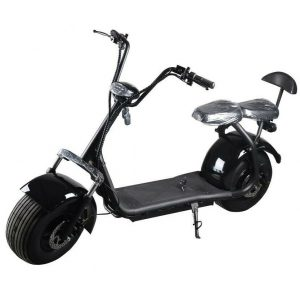 Trottinette électrique City Coco DRIX all Black