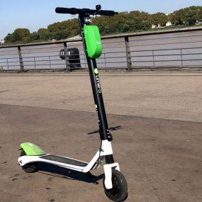 J'ai testé pour vous Lime, la nouvelle trottinette électrique en libre-service à Bordeaux !