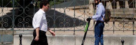 Trottinettes électriques : bientôt une réglementation