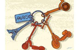 Comment Paris est devenue la capitale mondiale de la trottinette électrique