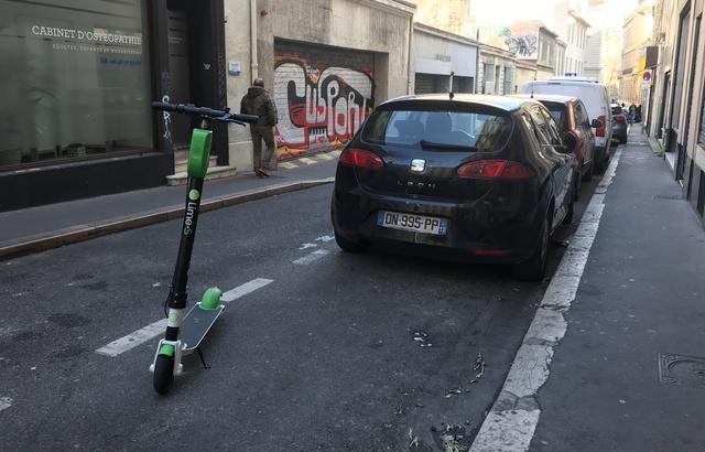Marseille: «Ça va faire des conflits», les trottinettes électriques débarquent dans un flou juridique