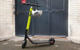 Hive : on a essayé la trottinette électrique en libre-service de Daimler-BMW