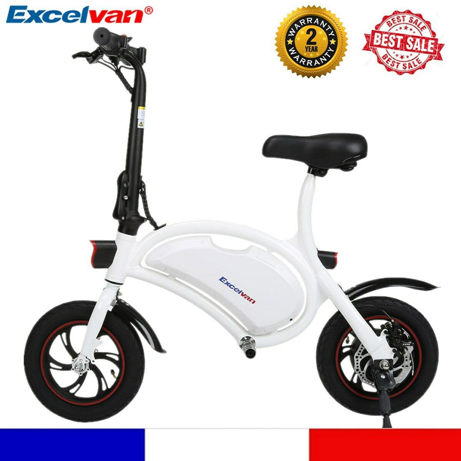 Vélo électrique Excelvan