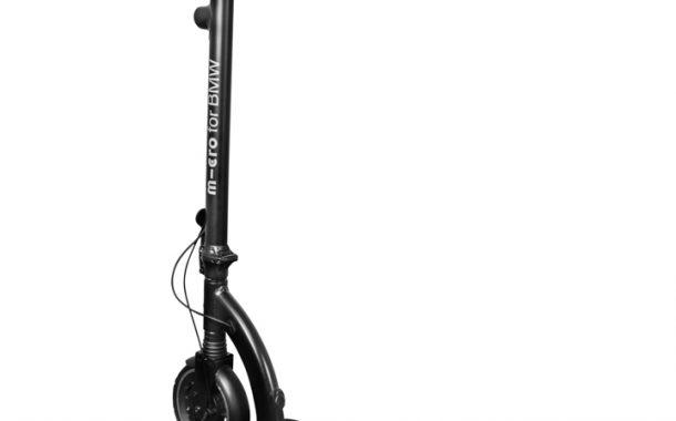 BMW va lancer sa trottinette électrique E-Scooter à l'automne 2019