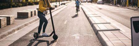 Trottinettes électriques : une législation contraignante dès septembre