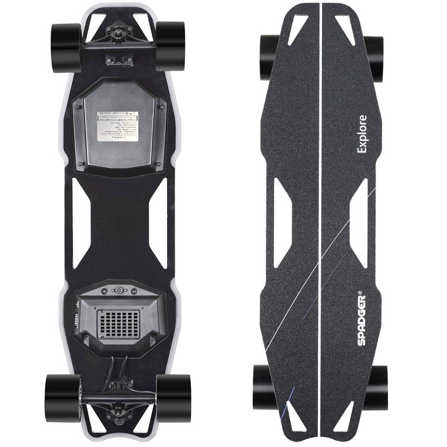 Skateboard électrique Spadger D5X Plus