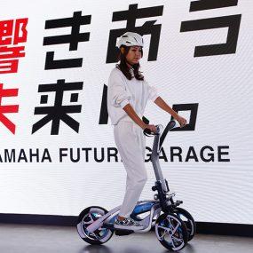 Yamaha Tritown : le retour de la trottinette électrique à trois roues du constructeur japonais