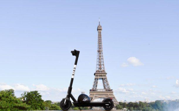 Bird One : la nouvelle trottinette électrique de Bird circule à Paris