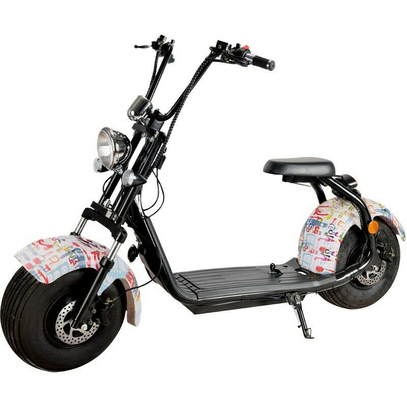 E-scooter CityCoco immmatriculable PICASSO