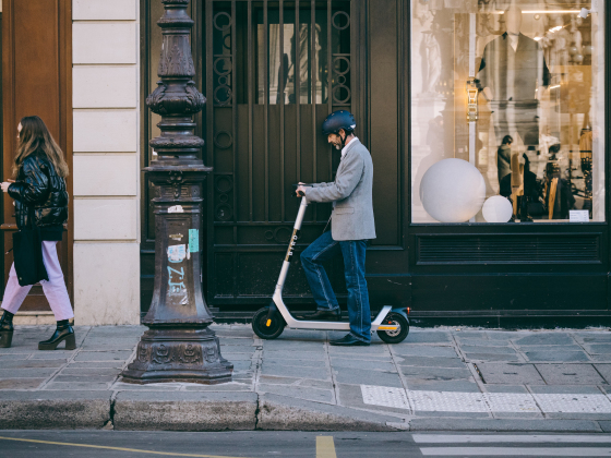Bird lance « Two », une trottinette plus sûre pour s'installer durablement à Paris