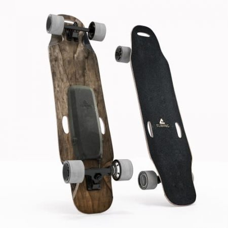 Longboard électrique Elwing Halokee