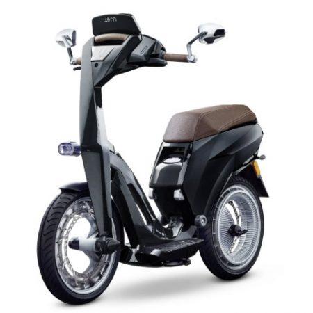 Scooter électrique Ujet - Pliable et Design