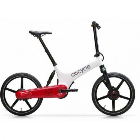 Vélo électrique pliant GoCycle GS