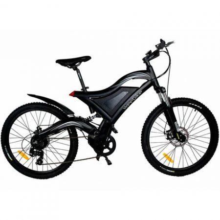 Vélo électrique VTT Weebike - Le Ground