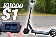 Kugoo S1 : une trottinette légère, puissante et pas chère