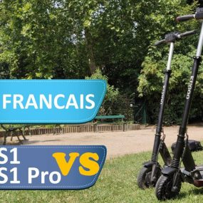 KUGOO S1 PRO VS KUGOO S1 / LE GRAND TEST !