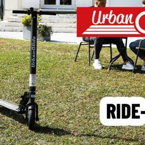 Urbanglide présente Urbanride 82S