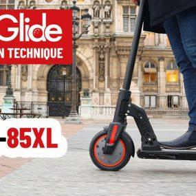 UrbanGlide : RIDE-85XL Présentation technique
